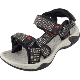 Kamik Lowtide 2 Sandals Children grey/black